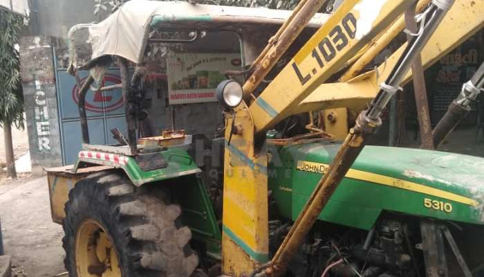 Tractor With Loader For Sale