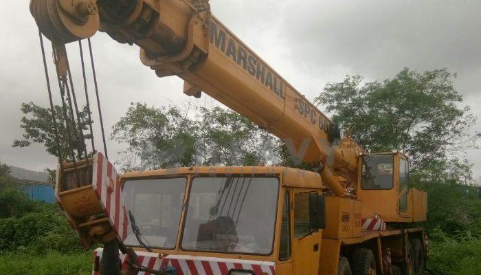 60Ton Crane For Sale