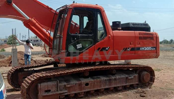 Doosan Excavator For Sale