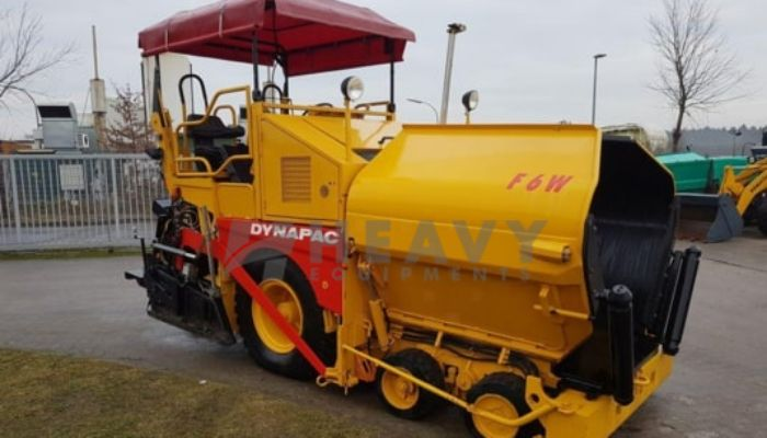 Dynapac Paver F6W for Sale