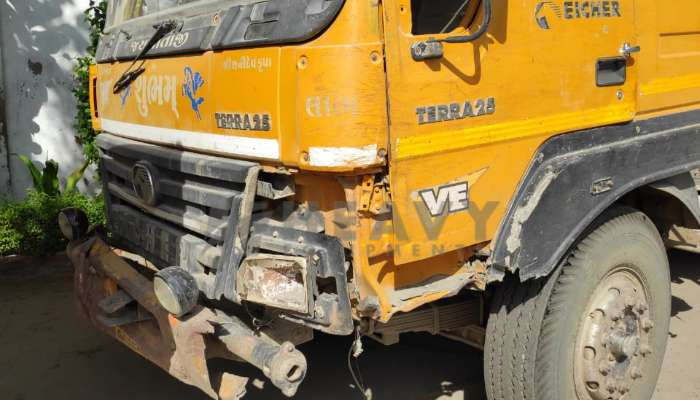 Used Eicher 10 Tyre Dumper For Sale