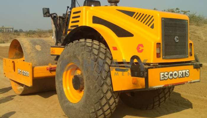 used escort soil compactor in jabalpur madhya pradesh used escort 5250 for sale  he 2017 1393 heavyequipments_1549109499.png