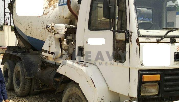 used greaves concrete mixer in varanasi uttar pradesh used ashok leyland transit mixer he 2007 681 heavyequipments_1529902961.png