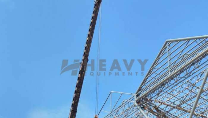 Grove 120 Ton Crane For Sale