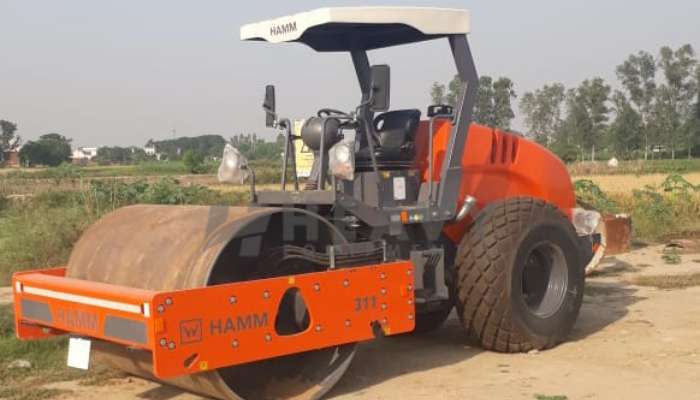 HAMM 311 Soil Compactor for Sale