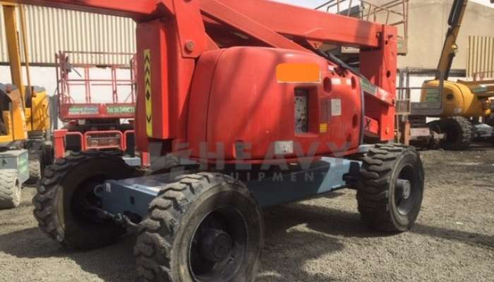 Articulated Boom lift For Sale