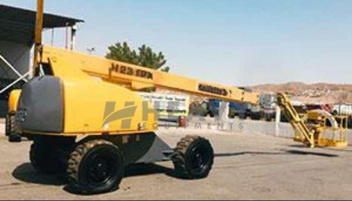 Haulotte Telescopic Boom lift For Sale
