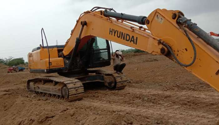 Hyundai R210 For Sale