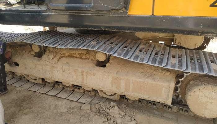 Used Hyundai Excavator