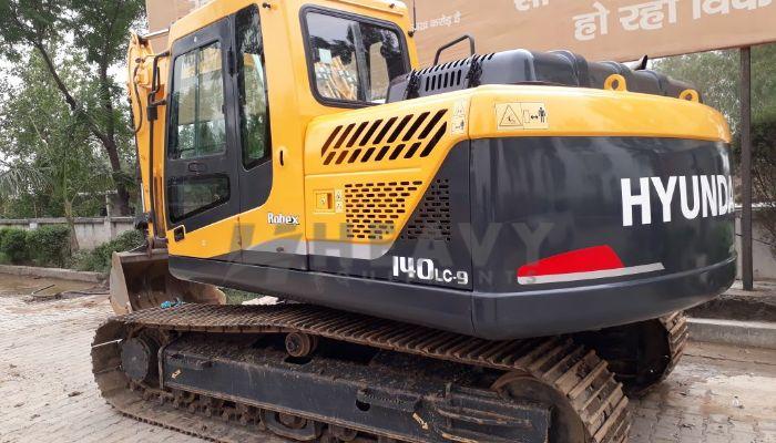 Used Hyundai 140 Excavator