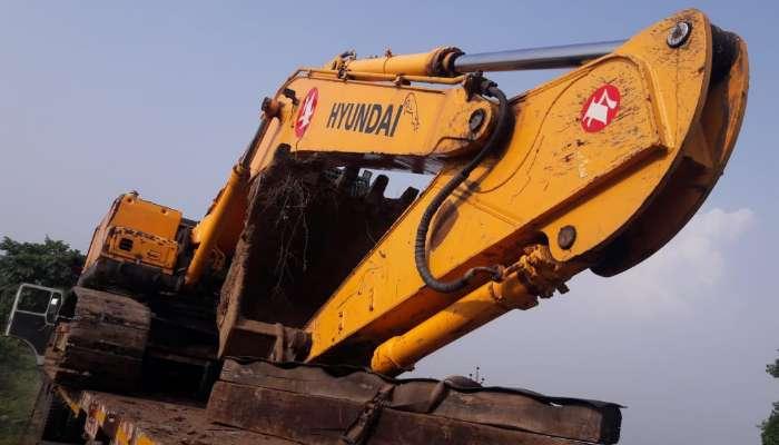 Used Hyundai 220 Excavator for Sale