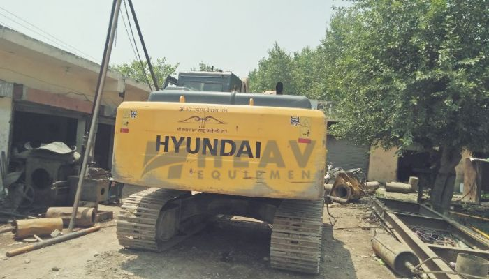 Hyundai R210 Excavator For Sale