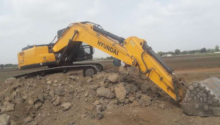 Hyundai Excavator For Sale
