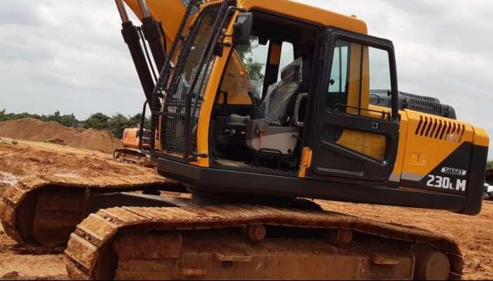 Hyundai Excavator