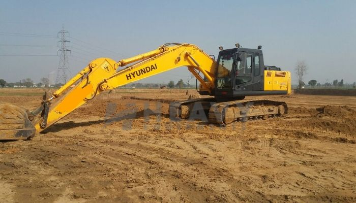 Used R215 Excavator For Sale