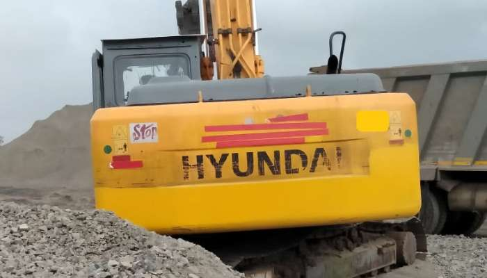 Hyundai R210 For Sale