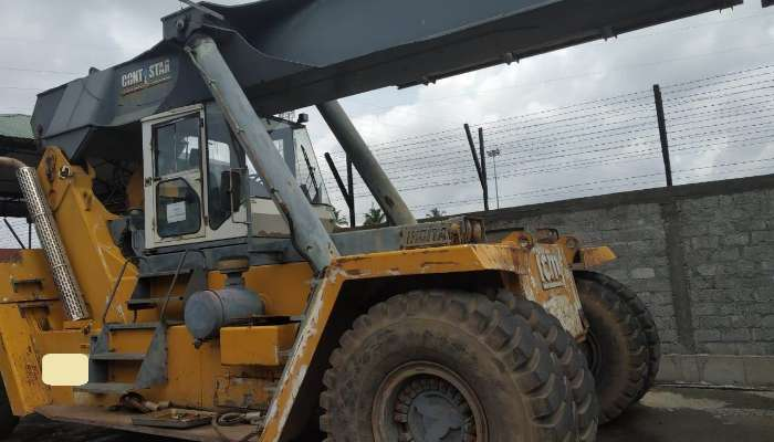 Indital Reach Stacker For Sale