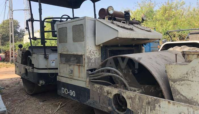 used ir soil compactor in valsad gujarat ir dd 90 soil compactor sale he 2007 1346 heavyequipments_1547806638.png