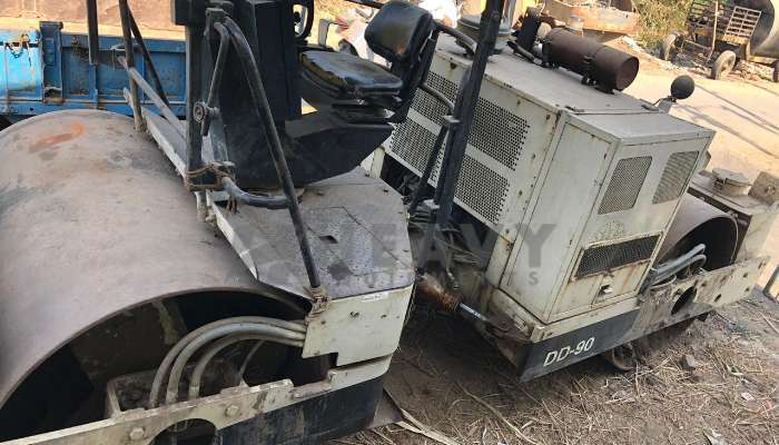 used ir soil compactor in valsad gujarat ir dd 90 soil compactor sale he 2007 1346 heavyequipments_1547806642.png