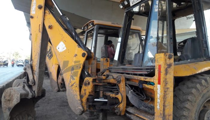 JCB 3DX Loader For Sale