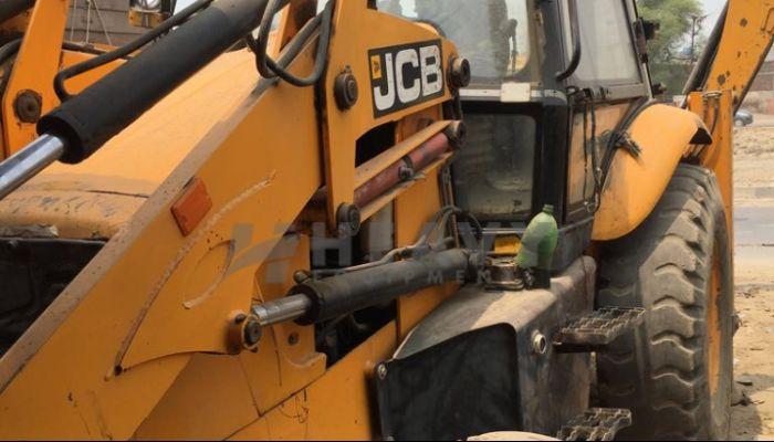 Used JCB 3dx backhoe loader
