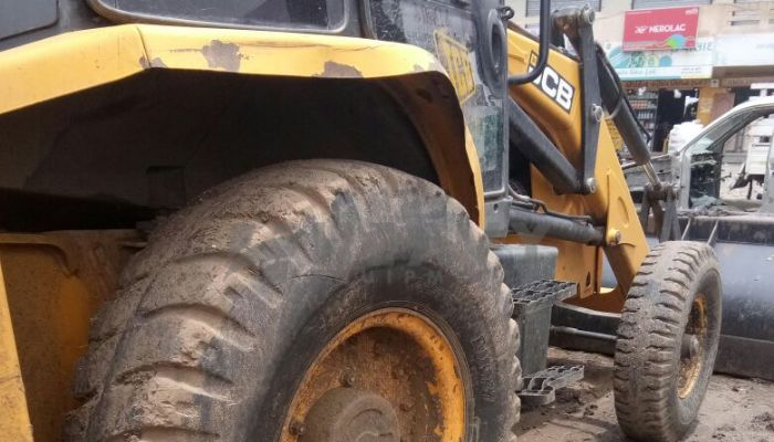Used JCB Bcakhoe Loader
