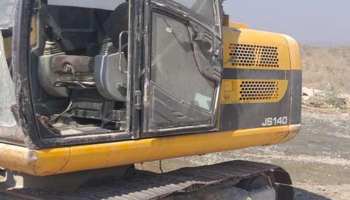 JCB JS140 For Sale