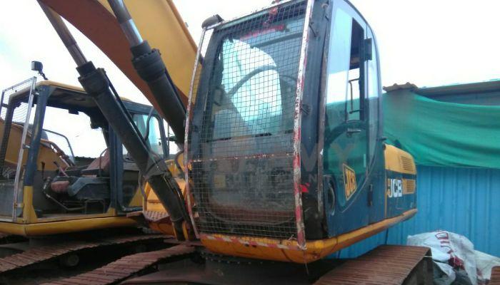 Used JCB JS210 Excavator For Sale