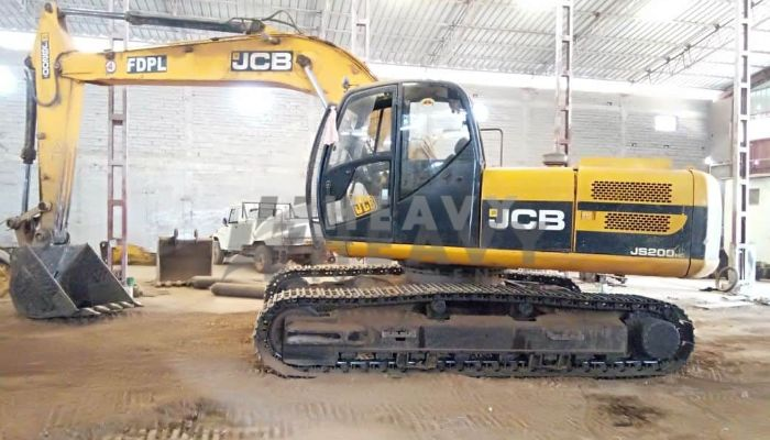 Used JCB JS 200 For Sale In Chatishgarh