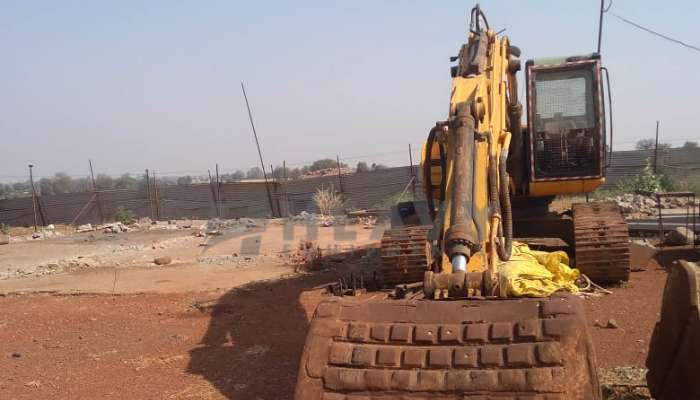 JS210 EXcavator For Sale