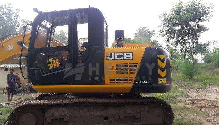 Used JCB JS140 Excavator For Sale