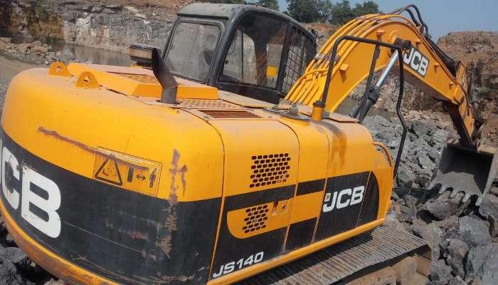 JCB JS 140 Excavator For Sale