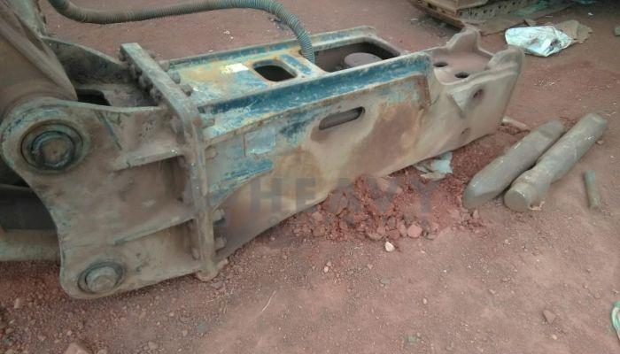 Used JCB Breaker HM2180