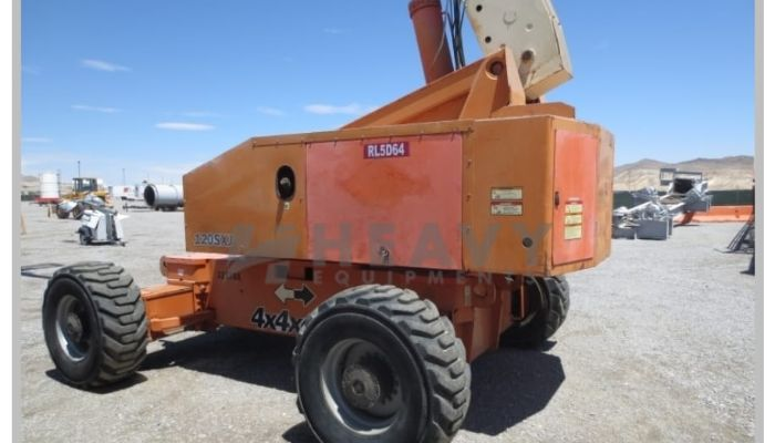 Used Boom lifter for Sale