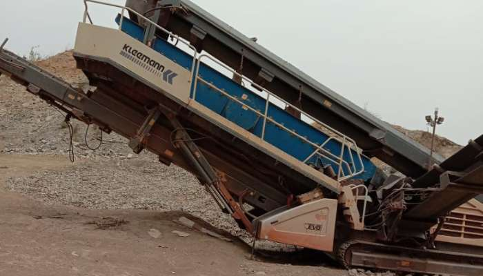 Used Screening Plant for Sale