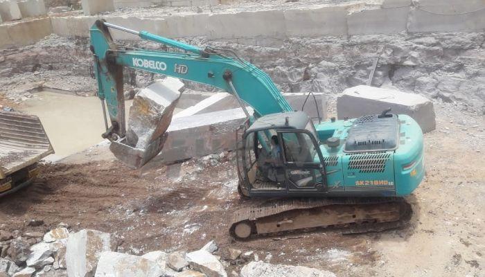 Used Kobelco Sk210 Excavator Price