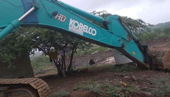 Used Kobelco 380 HD Excavator