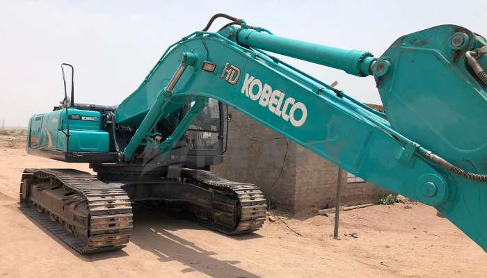 Used Kobleco SK 380HD