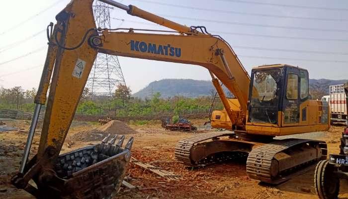 Used PC210 Komatsu Excavator for Sale