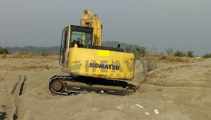 Used PC130 Excavator For Sale