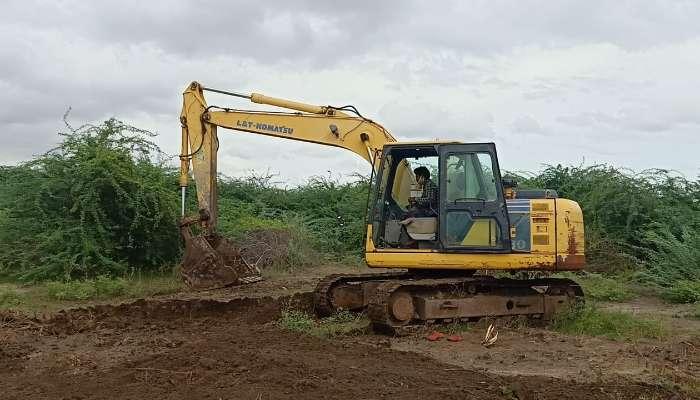 Used L&T Komatsu Pc 130 Excavatorfor sale