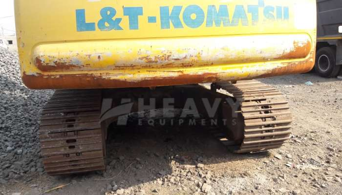 PC200 Excavator For Sale