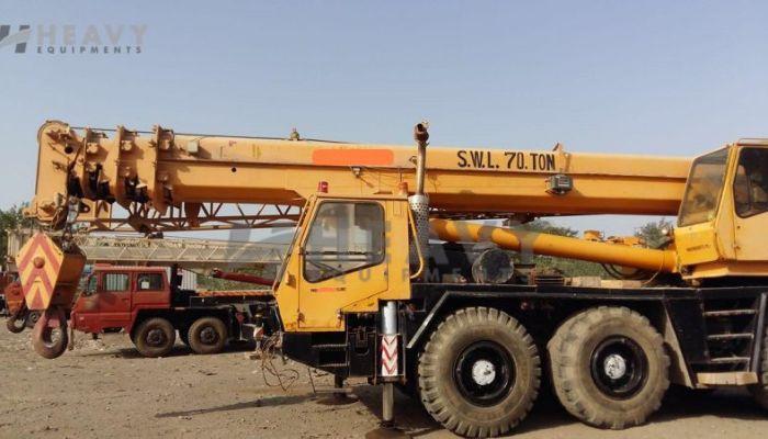 KMK 4070 - 70Ton Crane
