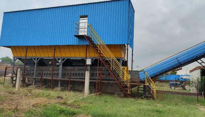 Unused 60 Cum. KYB Conmet Batching Plant