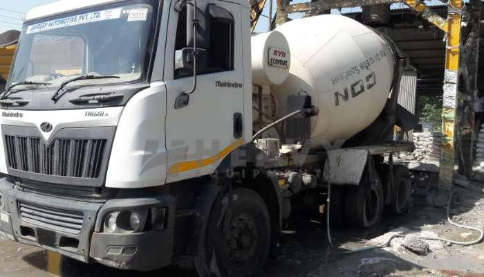 KYB Conmat Transit Mixer For Sale