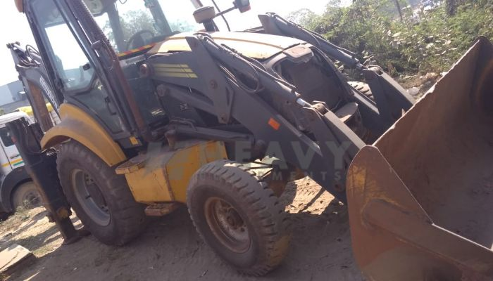 Used Mahindra Backhoe loader for Sale
