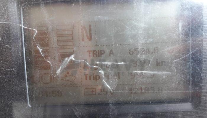 Mahindra Blazo 25 TPR