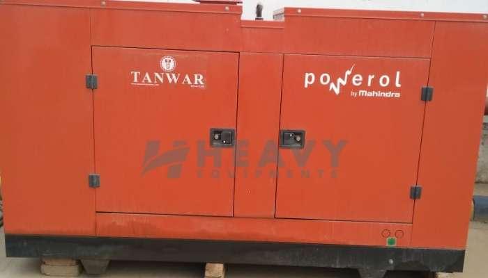 Used Generator 62.5 KV