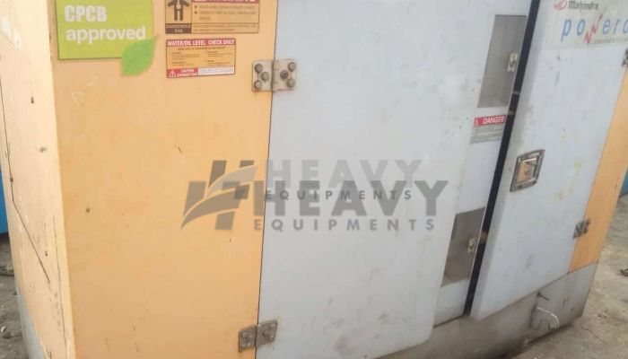 used mahindra generator in new delhi delhi used 15 kva mahindra generator for sale he 2011 73 heavyequipments_1517909479.png