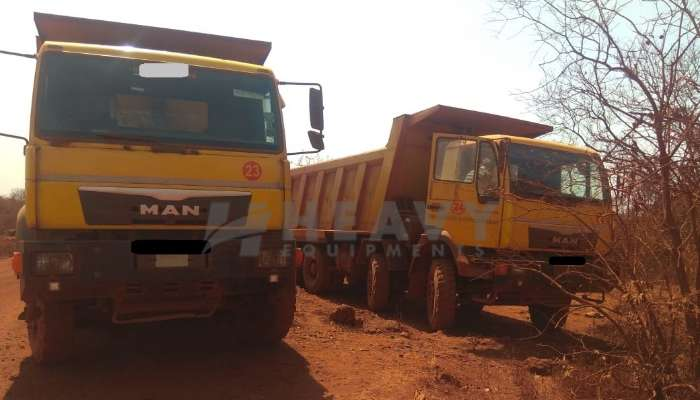 MAN 31.280 Tipper For Sale